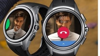 LG's wearalone smartwatch