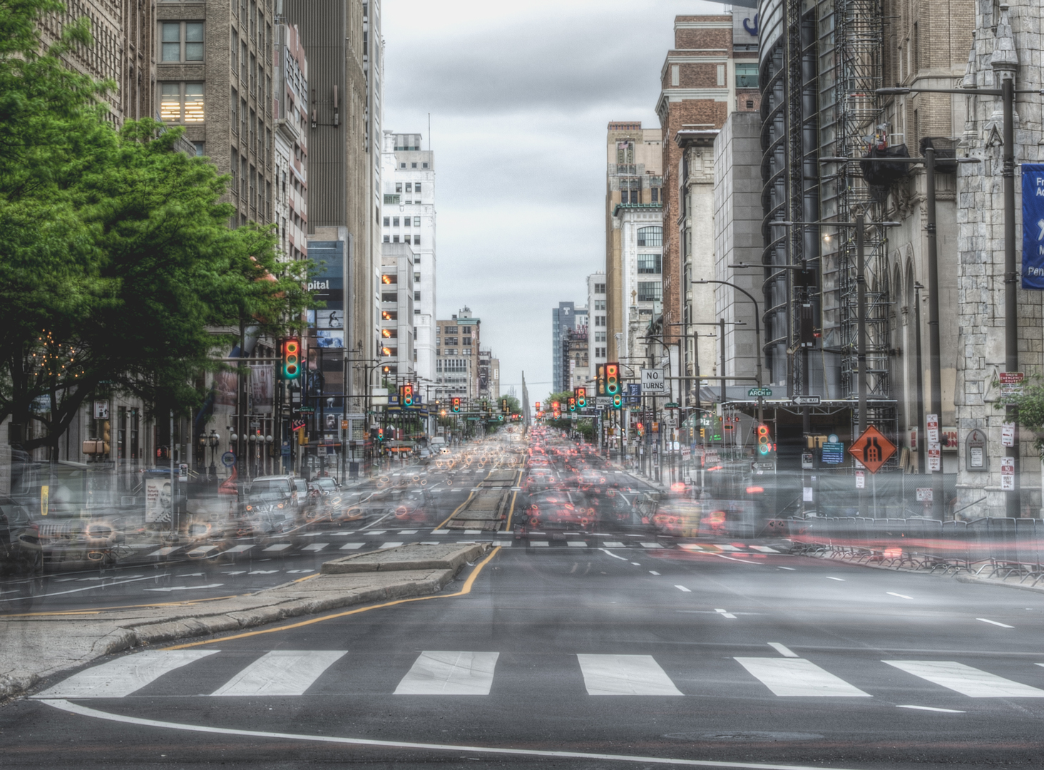Will human drivers soon be a thing of the past? (Source: unsplash.com)